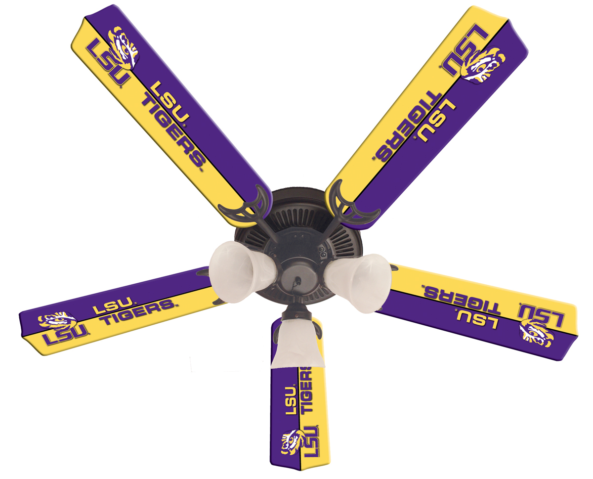 Lsu ceiling fan mozeypictures Image collections