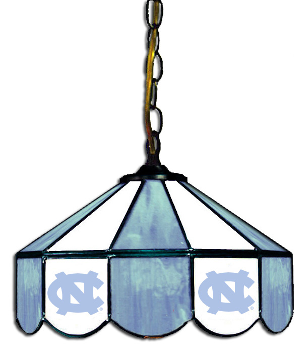 North Carolina Tiffany Stained Glass Lamps