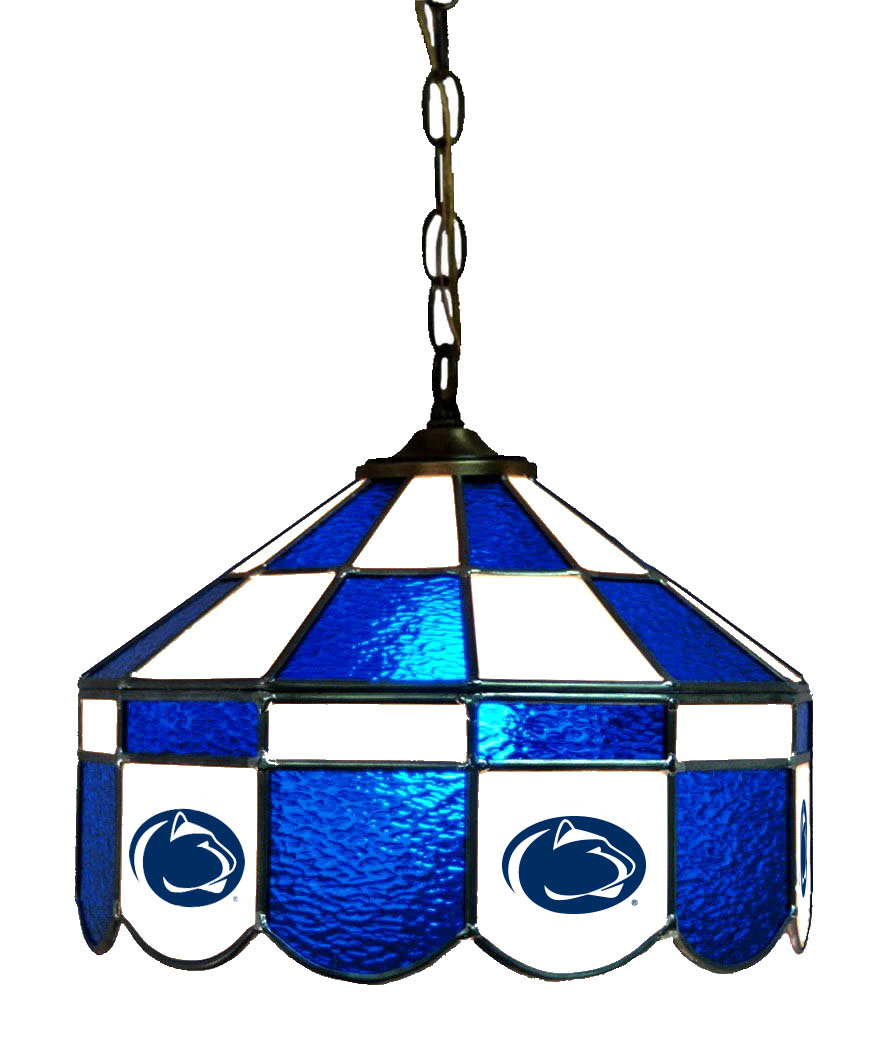 Penn State Tiffany Stained Glass Lamps